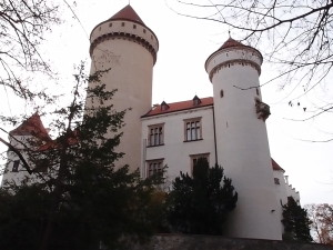 PA252377 300x225 Konopiste Castle close to Benesov Town